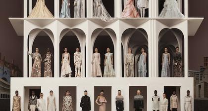 Inilah Koleksi Fendi Couture Musim Gugur/Dingin 2021