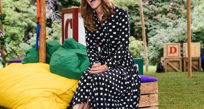 """Kehidupan Kate Middleton sebagai Ibu dari Tiga Anak """"Normal"""""""