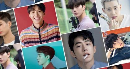 11 Ide Model Rambut Pria Korea yang Sering Digunakan Para Selebriti
