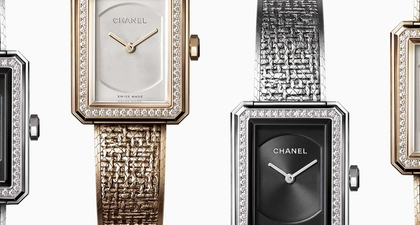 Peduli Lingkungan, Chanel Tak Lagi Menggunakan Kulit Eksotis Pada Jam Terbarunya