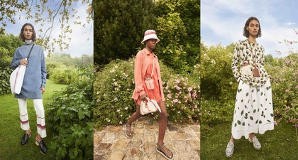 Koleksi Longcham untuk Musim Spring/Summer 2022 Mengingatkan Kita Pada Keindahan Alam Provence