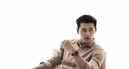Hyun Bin Resmi Ditunjuk Menjadi Brand Ambassador Jam Tangan Omega