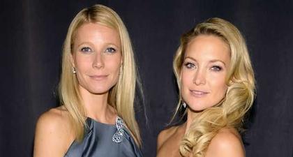 Kate Hudson dan Gwyneth Paltrow Bicarakan Adegan Ciuman di Sepanjang Karier Mereka