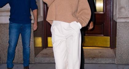 Kendall Jenner Tampil Lebih Keren dari Pria Saat Mengenakan Koleksi Menswear