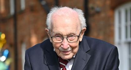 Kapten Tom Moore, Veteran Perang Dunia II Meninggal di Usia 100 Tahun Setelah Terpapar Covid-19