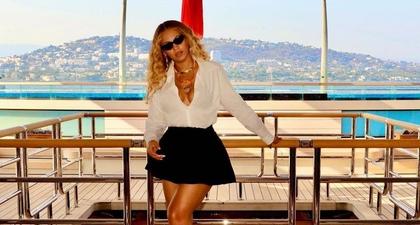 Beyoncé Lewatkan Acara Met Gala 2021 untuk Berlibur dengan Mega Yacht