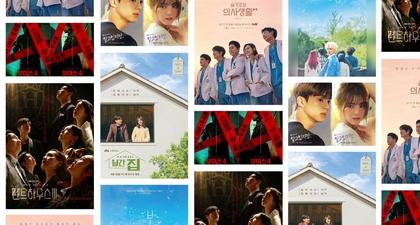 Ini 8 Judul Drama Korea yang akan Tayang di Sepanjang Bulan Juni!