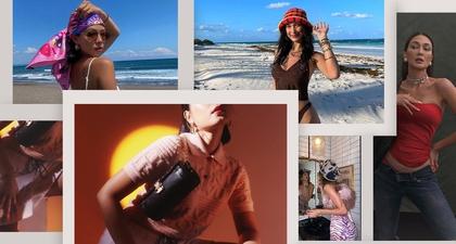 Inspirasi Fashion Y2K yang Jadi Tidak Kuno dan Tidak Akan Membosankan
