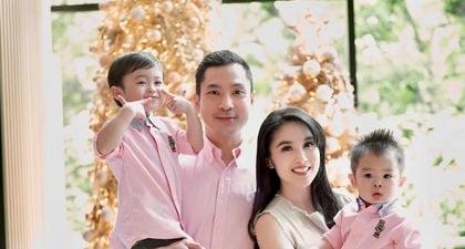 Sandra Dewi Bagikan Pengalaman Mengasuh Dua Anaknya yang Termasuk Generasi Alfa