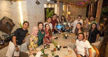 Momen Luna Maya, Nagita Slavina, dan Raffi Ahmad Nikmati Keindahan Sumba di Akhir Pekan