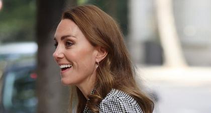 Duchess Kate Mengunjungi Universitas London untuk Mempromosikan Penelitian Anak Usia Dini