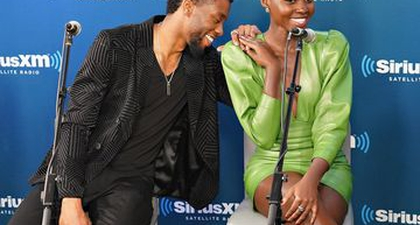 Lupita Nyong'o Mengenang Chadwick Boseman Satu Tahun Setelah Kepergiannya