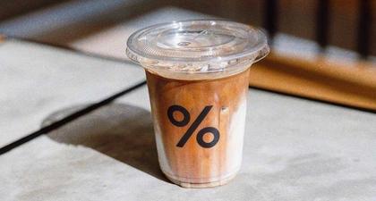 Sebentar lagi, %Arabica Coffee Resmi Membuka Gerai Pertamanya di Indonesia!