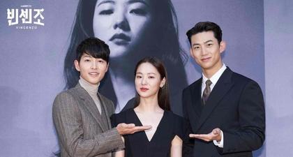 Ini Deretan Jam Tangan Mewah yang Dikenakan oleh Song Joong Ki, Jeon Yeo Been & Taecyeon di Drama Korea Vincenzo