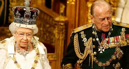 Alasan Mengapa Pangeran Philip Tidak Diberi Gelar Raja