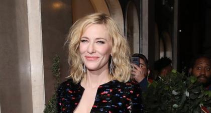 Cate Blanchett Mengulang Tampilan Karpet Merahnya Kembali