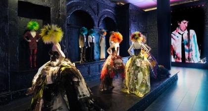 Cerita Pameran Met Gala 2013, Punk: Chaos to Couture