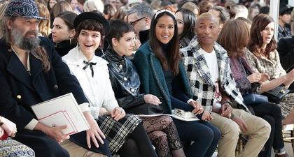 Menduduki Front Row di Pergelaran Fashion, Pentingkah?