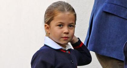 Nama Panggilan Unik Putri Charlotte di Taman Kanak-kanak