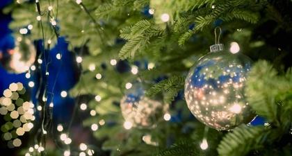 14 Inspirasi Dekorasi Rumah Bertema Natal di Pinterest