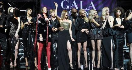 Carine Roitfeld Gelar Pertunjukan Fashion Virtual