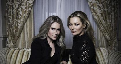 Kate Moss Menjadi Wajah Baru Nikkie