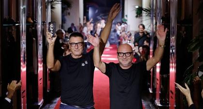 Show Dolce & Gabbana di Shanghai Batal Karena Diretas?