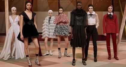 Penampilan Terbaik di Couture Fashion Week