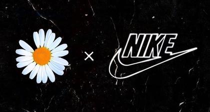 Intip Kolaborasi Merek G-Dragon, Peaceminusone x Nike