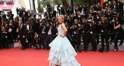 Blake Lively, Cinderella di Cannes FIlm Festival