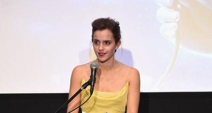 Dior Rancang Gaun Eco-Friendly bagi Emma Watson
