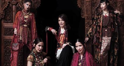 Mengenal Desainer Indonesia: Ghea Panggabean