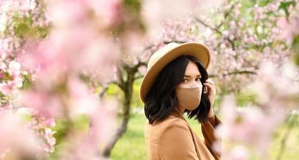 9 Rekomendasi Gaya Rambut Saat Memakai Masker Wajah