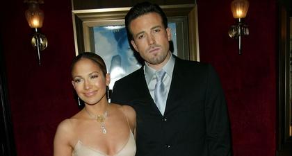 Jennifer Lopez Mengenang Cincin Tunangan Dari Ben Affleck