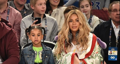 Blue Ivy: Ibu Saya (Beyoncé) Tak Mahir dalam Membuat Guyonan