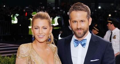 Lagi, Blake Lively Mengisengi Suaminya, Ryan Reynolds