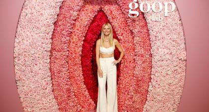 Gwyneth Paltrow Pakai Bra Top ke Pemutaran Serial Tebarunya