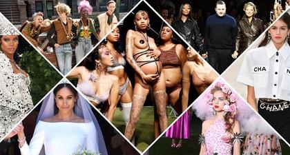 25 Momen Fashion Terbaik di Tahun 2018