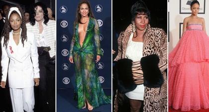 50 Busana Paling Ikonis di Acara Grammy Sepanjang Masa