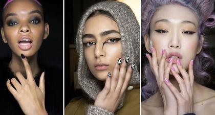Tren Nail Art Terbaik di Sepanjang Musim Gugur Tahun 2020