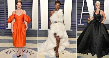 Deretan Gaun Red Carpet Oscars yang Dapat Segera Anda Beli