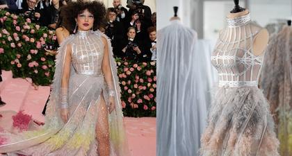 Gaun Met Gala Priyanka Chopra Dibuat Dalam 1.500 Jam