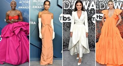 Seluruh Tampilan Gaun Terbaik di SAG Awards 2020