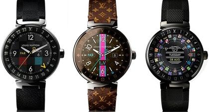 Louis Vuitton Masuki Pasar Smartwatch