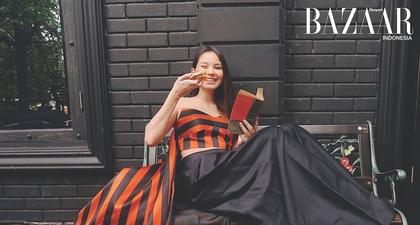 The Fashionable Life: Kisah Alyssa Daguise Tentang Makanan