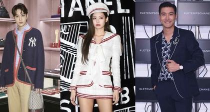 Perkembangan Selebriti Korea di Dunia Fashion