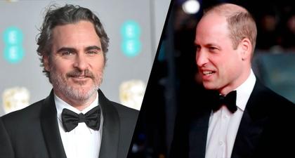 Joaquin Phoenix & Pangeran William Bahas Rasialisme di BAFTA