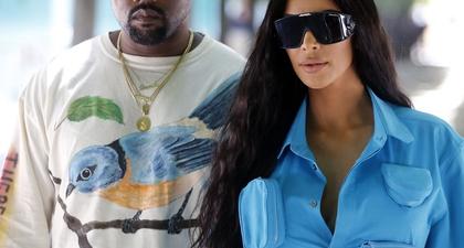 Permohonan Maaf Dari Kanye West Untuk Kim Kardashian