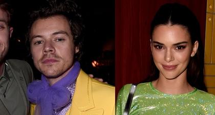 Harry Styles dan Kendall Jenner Bertemu Lagi di Brit Awards