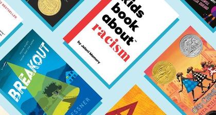 15 Buku Tentang Isu Ras dan Rasialisme untuk Anak-anak